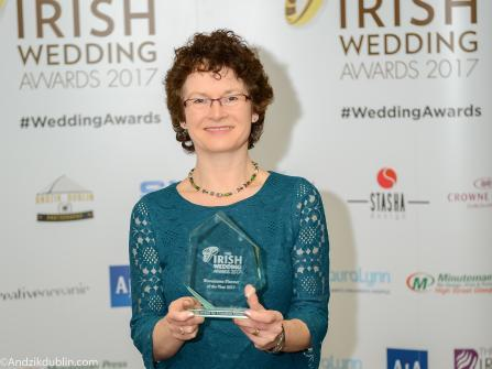 Fahy Travel Galway Honeymoon Planner of the Year Award