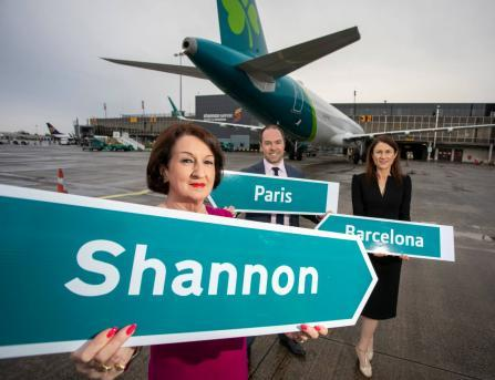 Fahy Travel Galway Aer Lingus announce 2 new routes from SHANNON !