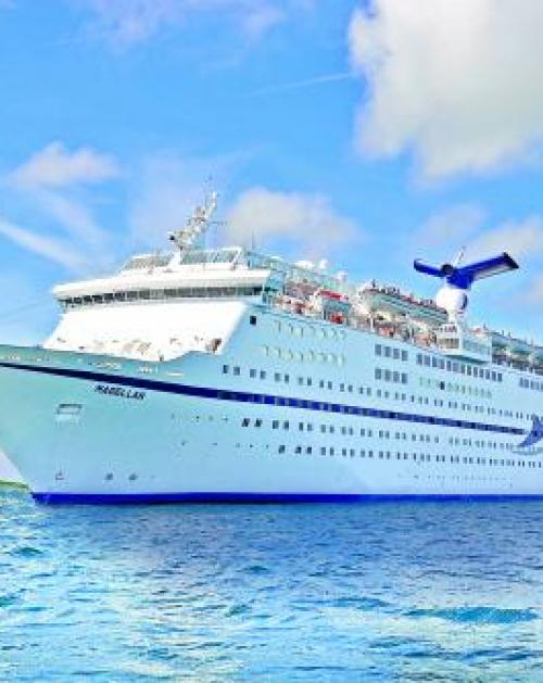 Cruise direct from Ireland