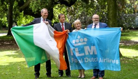 Fahy Travel Galway KLM flies from Dublin