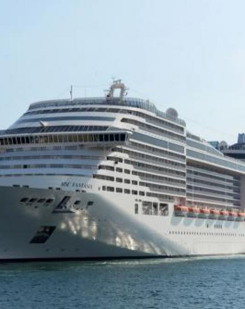 MSC Cruise holidays with Fahy Travel