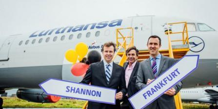 Fahy Travel Galway Shannon Airport announces new German route with Lufthansa