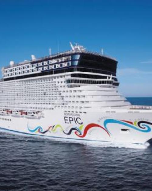 Norwegian Cruise Lines with Fahy Travel